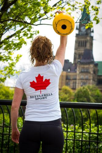 Kettlebell Training Ottawa